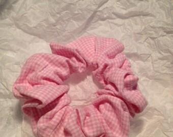 Darling pink gingham III