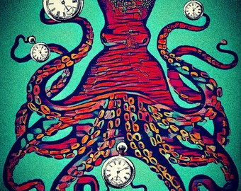 The seas time keeper