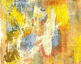 Channeled Art through Spirit + Includes Spiritual Reading From Spirit