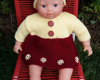 42 cm soft body doll