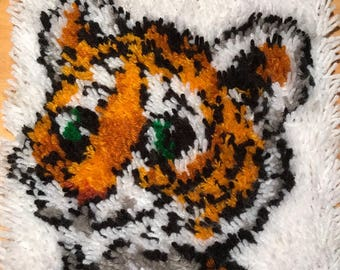 Baby Tiger Rug
