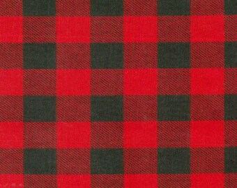 Flannel Checkerd Red Black Edible Cake Topper Edible Image Frosting Sheet - Quarter , Half Sheet , Round , Strips , Cupcake
