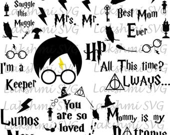 Harry Potter svg files, Harry Potter svg, quotes harry potter svg, Harry  Potter svg files for Silhouette, Harry Potter png,eps,png,dxf