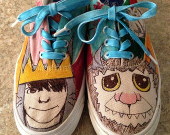 Where the Wild Things Are keds