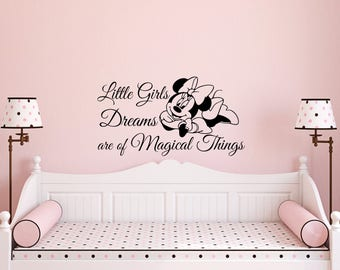 Incroyable Stockphotos Minnie Mouse Wall Decals. Gentil  Https://img1.etsystatic.com/189/0/15760218