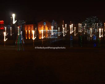 Christmas Lights A #1