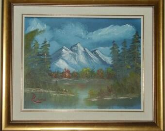 Blue Mountain No: p2090006