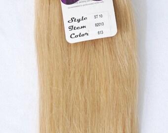 Human Hair Two Tone