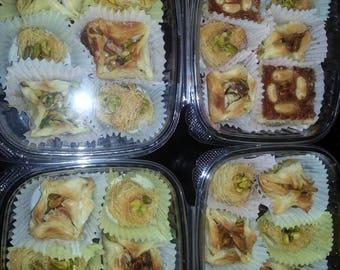 Honey Drenched Baklava