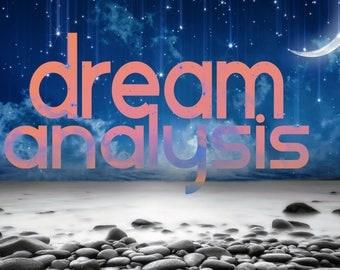 Dream Analysis, Interpretation