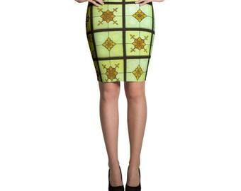 Beyond  Pencil Skirt