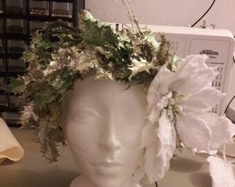 Fantasy Floral Headwreath