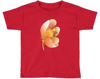 Kids Short Sleeve T-Shirt - The Bees