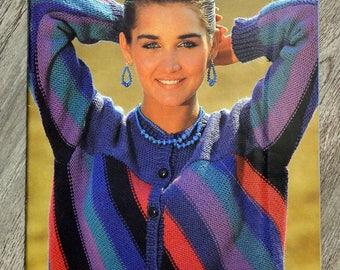 France 79 knitting magazine - Classic threads (Vintage)
