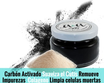 Handmade Charcoal Mask Activated