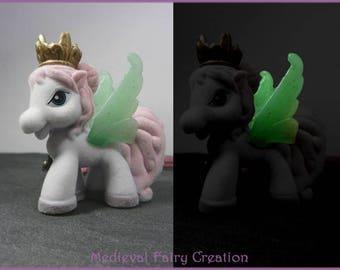 """Soft pony elven """"Gwendydd"""" necklace"""