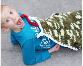 Anaconda Snake Blanket Crochet Pattern - Crochet Pattern for Snake -  Anaconda Snake Blanket Blanket Crochet PATTERN MJs Off The Hook Design