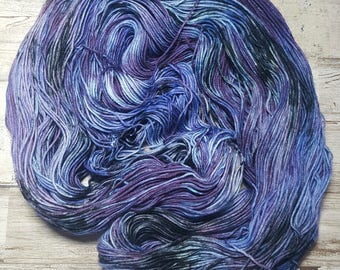 Hawkeye | Fingering Sock Yarn | Superwash Merino Wool/Nylon | Handpainted Yarn
