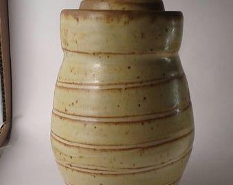 Twist Tall Honey Pot