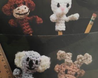 PDF 8 Crochet Pencil Chums And Pals
