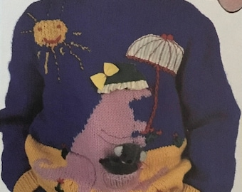 PDF Knit Children Sweater V