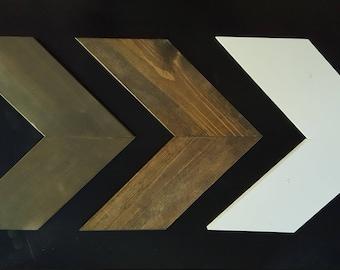 Decorative Wooden Arrows