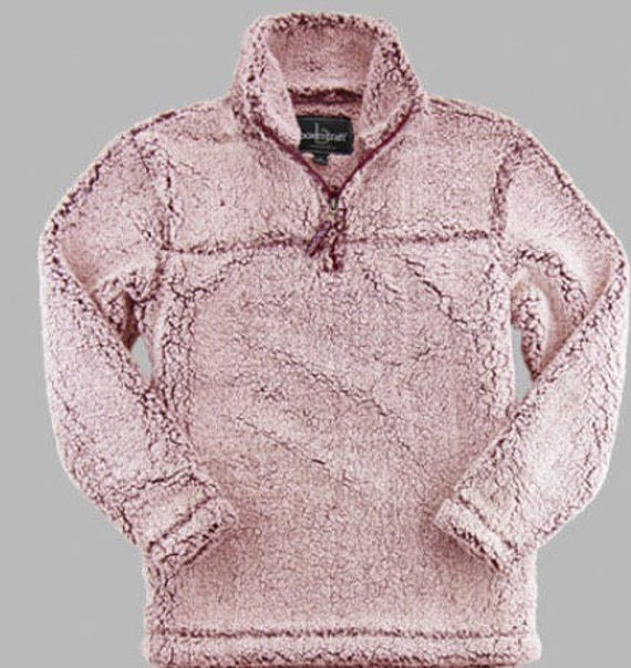 monogrammed sherpa boxercraft pullover1  4