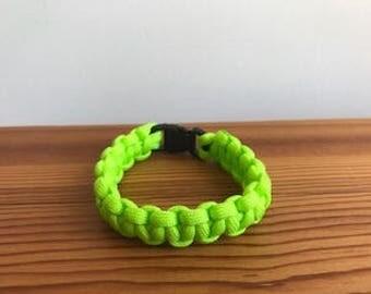 Cobra survival bracelet