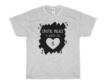 Crystal Palace Is Where The Heart Is T-Shirts/Sweaters/Hoodies