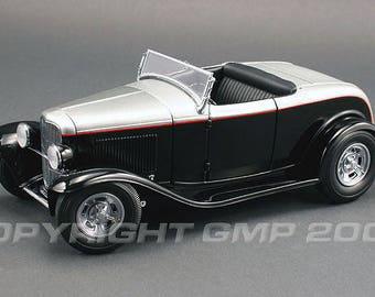 GMP 1:18 1932 Ford Roadster - Full Fendered
