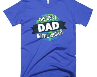 The Best Dad 01 Short-Sleeve T-Shirt