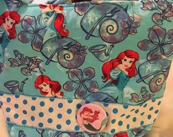 Ariel/Little Mermaid purse/tote