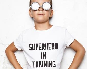 gift for boy, gift for him, superhero gift, superhero theme, hero tshirt, hero gift, hero present, hero clothing