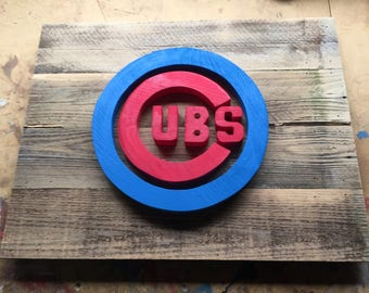 Chicago Cubs Sign