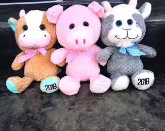 Personalized Stuffed Animal