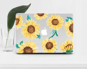 Sunflowers Macbook Pro 13 Case Laptop Air 13 Macbook Pro 15 Case Macbook Pro 2017 Case For Macbook Laptop Pro 15 Case Macbook Air 12 11 56