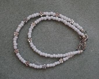 Bracelet and ankle bracelet combonation
