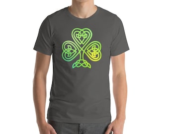 Shamrock Shirt - Irish Shirt - St Patricks Shirt - Clover Shirt - Green Shirt - Lucky shirt - Patricks Day Shirt - St Pattys Day Shirt