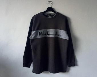 Vintage 90s Michiko London Jeans sweatshirt