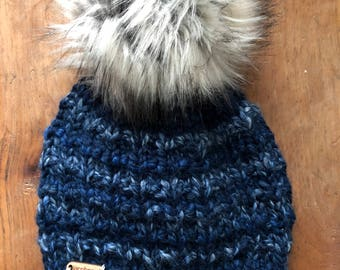 jacobeanie deep blue