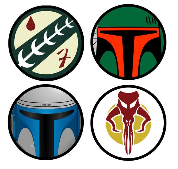 List Of Synonyms And Antonyms Of The Word Jango Fett Symbol