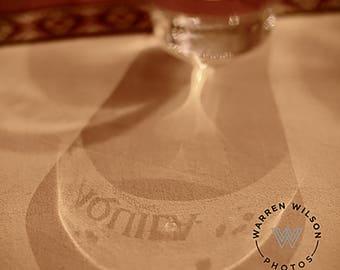 Fine Art Photography | photograph | glass | beverage | AQUILA