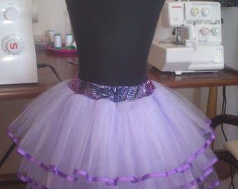 Free shipping.Purple tutu.Purple skirt.Tutu skirt for girl.Skirt for baby.Tutu for baby.Tulle Skirt for baby.