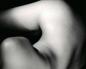 What Henry Saw - b&w darkroom print