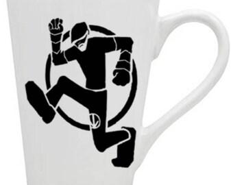 Sami Zayn Wrestler Wrestling Mug Coffee Cup Gift Home Decor Kitchen Bar Gift for Her Him Squared Circle