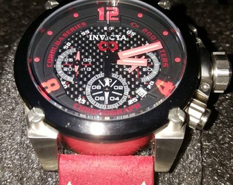 Invicta Men's Corduba Red Watch