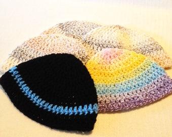 Hand-made Crochet Cap