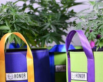 Honor Pro Series Grow Bags - 15 Gallon