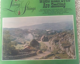 Living Strings- When Irish Eyes Are Smiling-1965