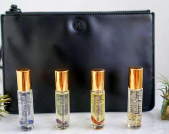 Black Simply Essentials Rollerbottle Kit - A lululemon Collaboration